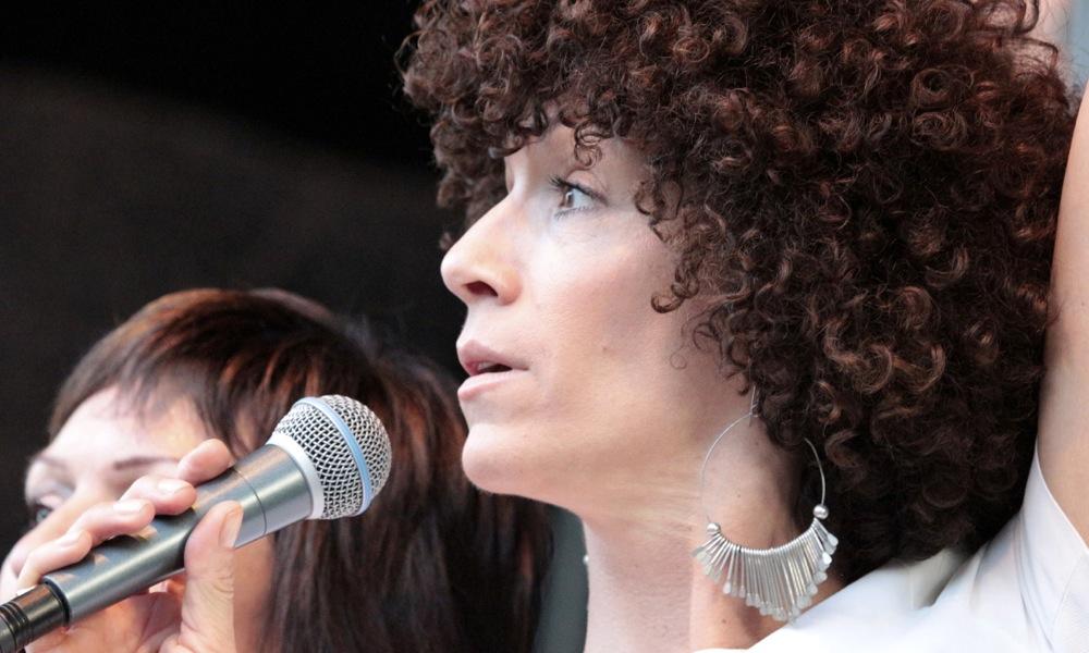 Gogo - vocals bei der Cover Band Niteshift